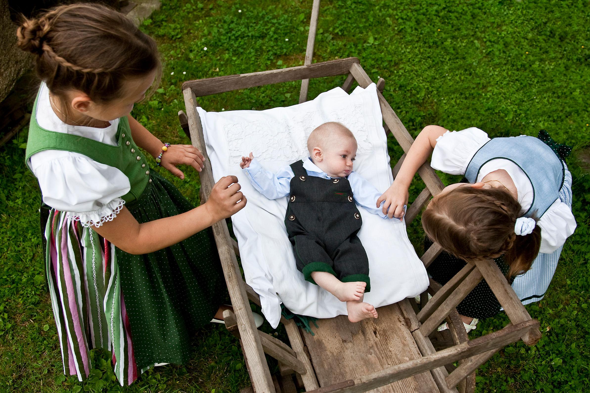 Tracht, Gertsner, Kindermoden, Graz